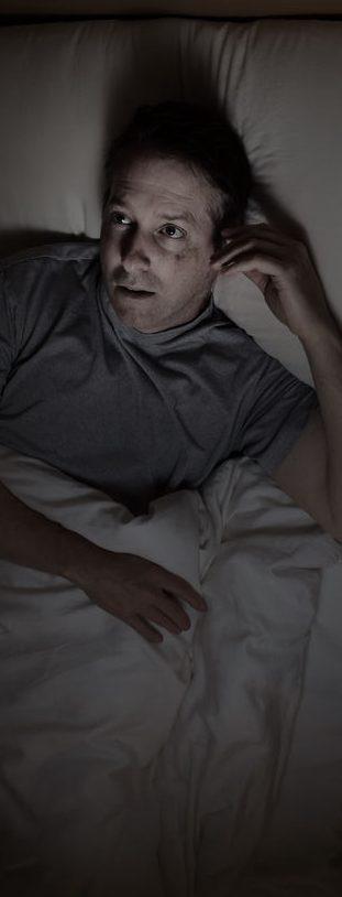 Hypnose mod søvnløshed hjælper dig, så du ikke ligger vågen om natten
